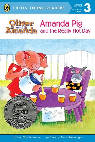 9780448458052: Amanda Pig and the Really Hot Day (Puffin Young Reader - Learning Volume - 3)