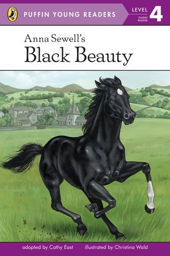 9780448458076: Anna Sewell's Black Beauty. Level 4