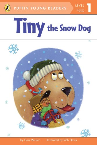 9780448458106: Tiny the Snow Dog (Puffin Young Readers, Level 1)