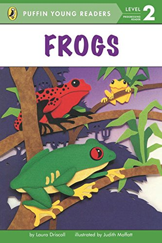 9780448458205: Frogs (Puffin Young Readers, L2)