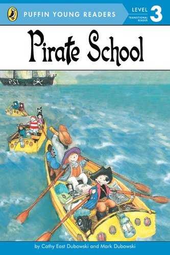9780448458212: Pirate School. Level 3