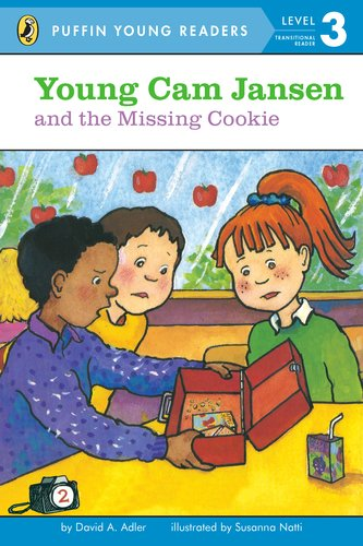 9780448458236: Young Cam Jansen and the Missing Cookie
