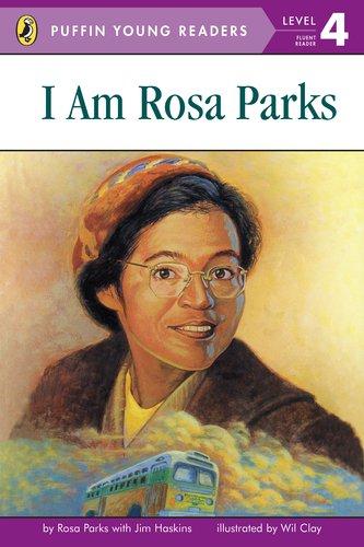 9780448458328: I Am Rosa Parks. Level 4