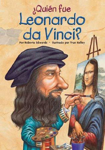 9780448458571: Quien fue Leonardo da Vinci? / Who Was Leonardo da Vinci?