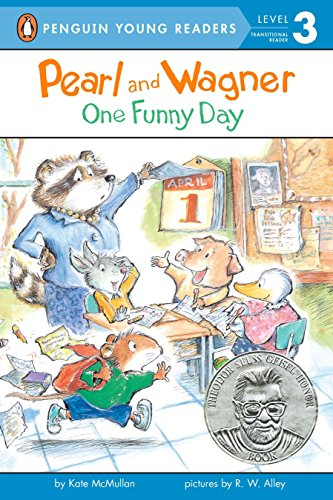 One Funny Day (Pearl and Wagner) (0448458667) by McMullan, Kate