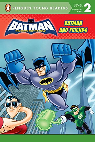 9780448458700: Batman and Friends (Batman: The Brave and the Bold)