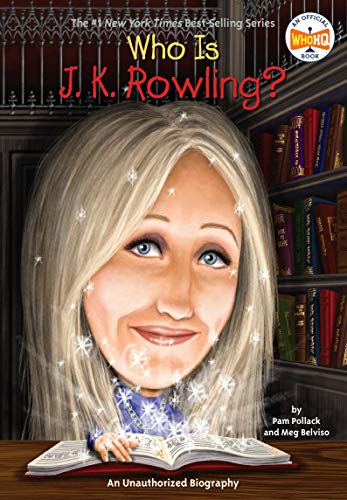 9780448458724: Who is J.K. Rowling? (Who Was...?)