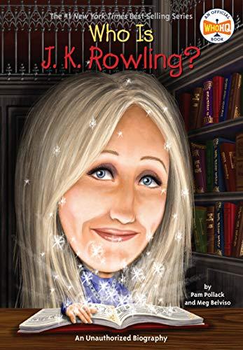 9780448458724: Who Is J. K. Rowling?