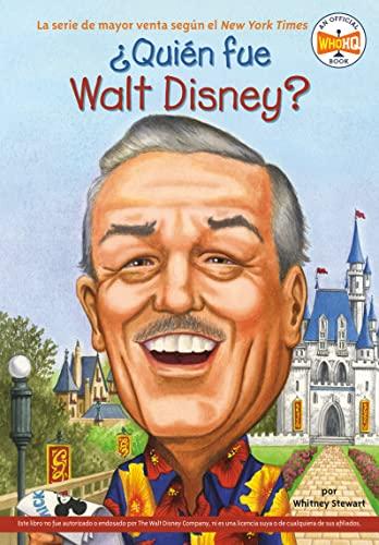 9780448458762: ¿Quién fue Walt Disney? (Who Was...?) (Spanish Edition)