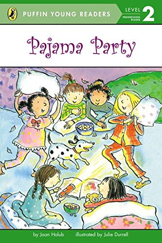 9780448461229: Pajama Party (Puffin Young Readers, Level 2)