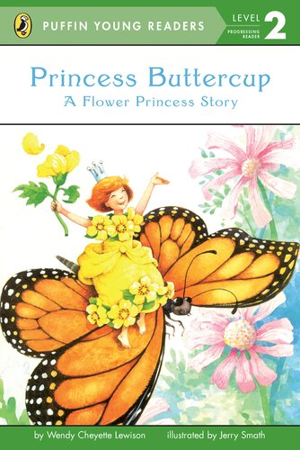 9780448461236: Princess Buttercup (Puffin Young Reader - Learning Volume - 2)