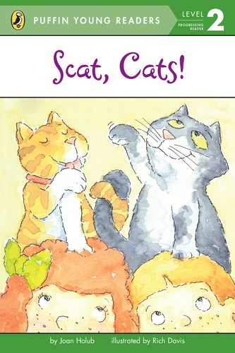 9780448461243: Scat, Cats! (Puffin Young Readers, Level 2)