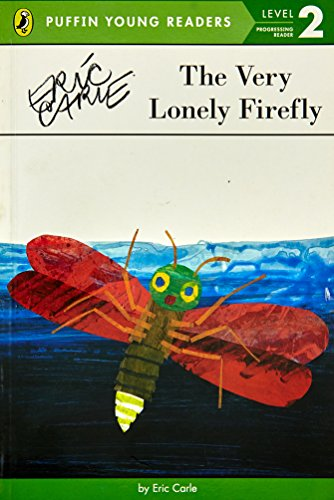 9780448461328: The Very Lonely Firefly. Level 2