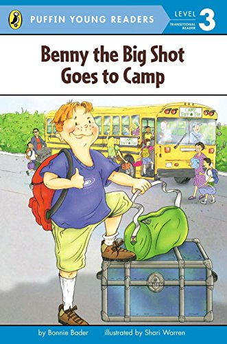 9780448461335: Benny the Bigshot Goes to Camp (Puffin Young Reader Learning - Vol. 3)