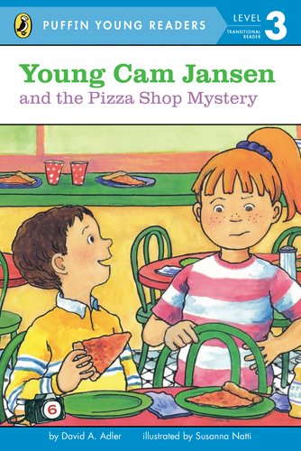 9780448461359: YOUNG CAM JANSEN AND THE PIZZA SHOP MYSTERY