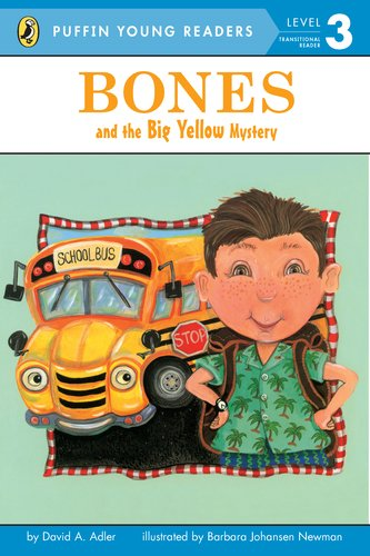 9780448461366: Bones and the Big Yellow Mystery (Puffin Young Reader Learning - Vol. 3)