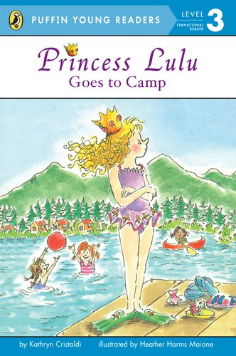 9780448461397: Princess Lulu Goes to Camp (Puffin Young Readers, Level 3)