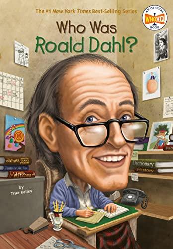 9780448461465: Who Was Roald Dahl?