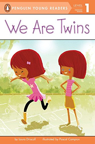 9780448461571: We Are Twins (Penguin Young Readers, Level 1)