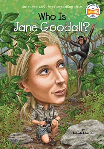 9780448461922: Who Is Jane Goodall? (Who Was?)