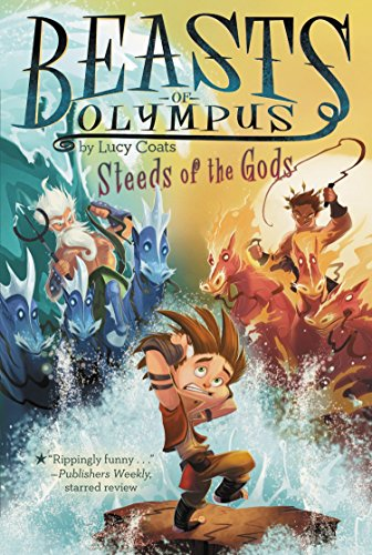 9780448461953: Steeds of the Gods (Beasts of Olympus)