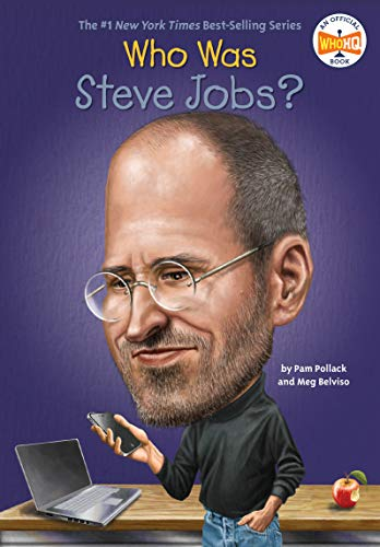 9780448462110: Who Was Steve Jobs?