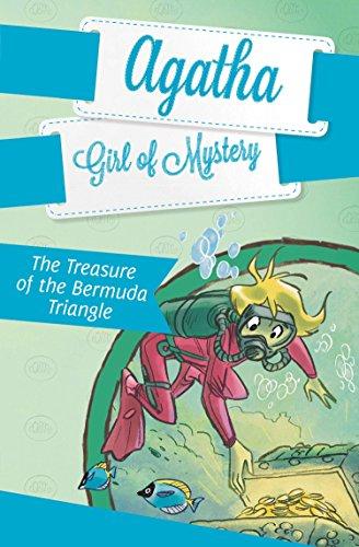9780448462240: The Treasure of the Bermuda Triangle #6 (Agatha: Girl of Mystery)