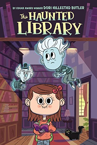 9780448462424: The Haunted Library #1