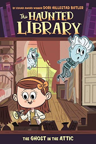9780448462448: The Ghost in the Attic #2 (The Haunted Library)