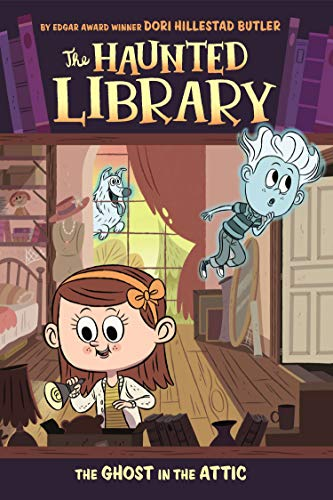 9780448462455: The Ghost in the Attic (Haunted Library)