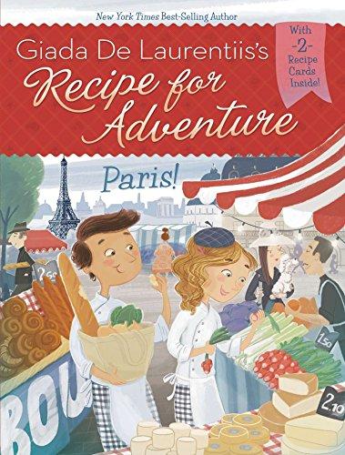 9780448462578: Paris! #2 (Recipe for Adventure)