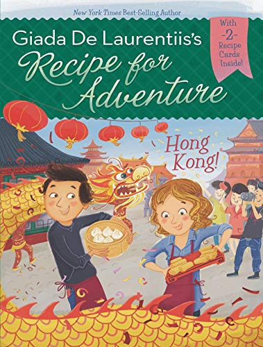 9780448462585: Recipe for Adventure: Hong Kong! [With 2 Recipe Cards]