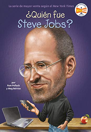 9780448462660: Quien Fue Steve Jobs? = Who Was Steve Jobs?