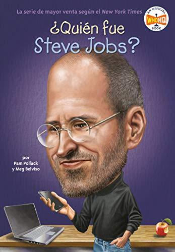 9780448462660: ¿Quién fue Steve Jobs? (Spanish Edition)