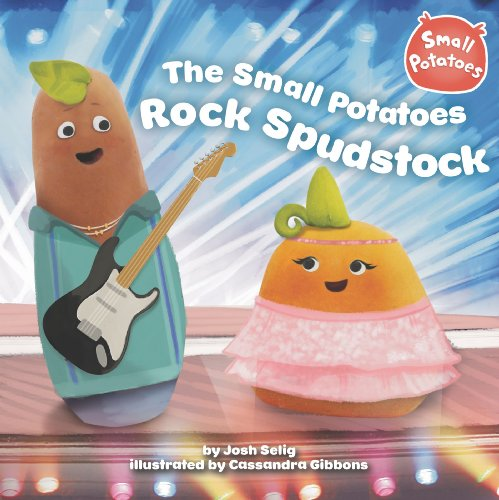 The Small Potatoes Rock Spudstock: Josh Selig