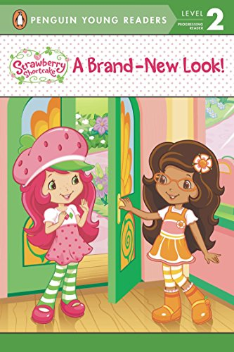 9780448462806: A Brand-New Look (Strawberry Shortcake)