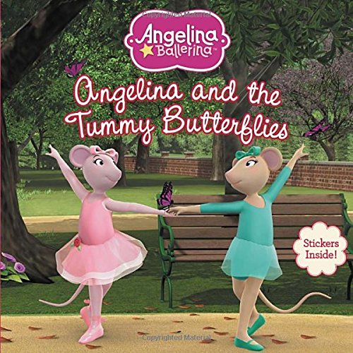 9780448462813: Angelina and the Tummy Butterflies (Angelina Ballerina)