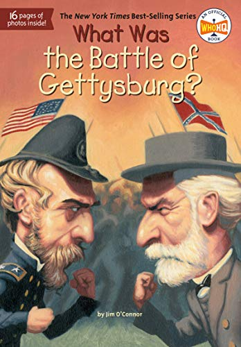 9780448462868: What Was the Battle of Gettysburg?