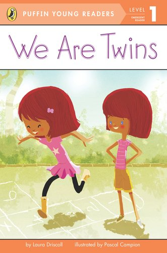 9780448462929: We Are Twins. Level 1