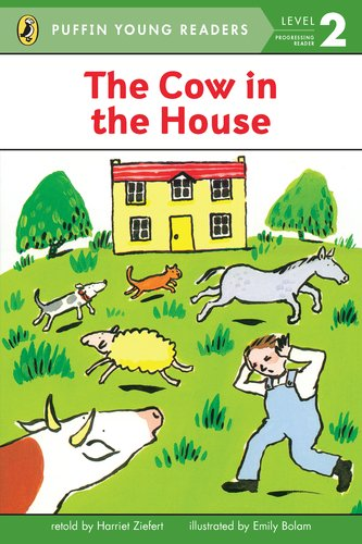 9780448462981: The Cow in the House (Level 2) ( house of cows ( Penguin Children graded readers 2 ) )(Chinese Edition)