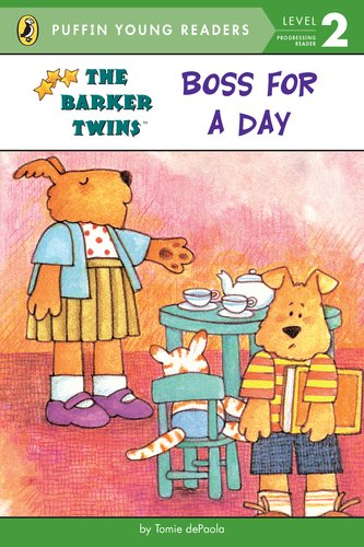 9780448463018: The Baker Twins: Boss for a Day ( do one day the boss ( Penguin Children graded readers 2 ) )(Chinese Edition)