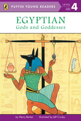 9780448463025: Egyptian Gods and Goddesses (Puffin Young Readers, L4)