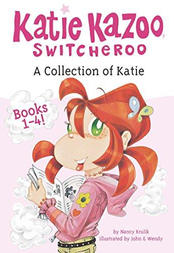 9780448463049: A Collection of Katie: Books 1-4 (Katie Kazoo, Switcheroo)
