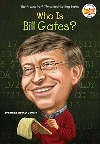 9780448463322: Who Is Bill Gates? (Who Was?)