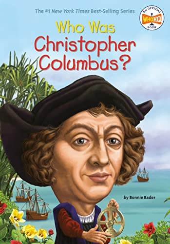 9780448463339: Who Was Christopher Columbus?