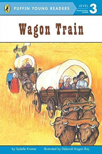 9780448463469: Wagon Train (Puffin Young Readers. L3)(Chinese Edition)
