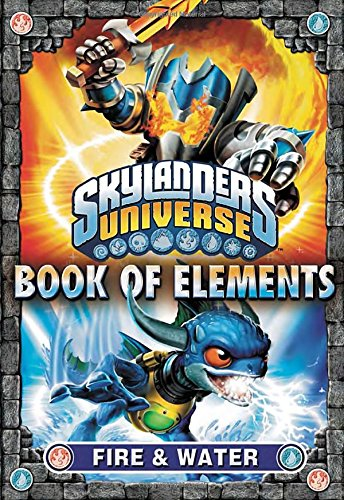 Book of Elements: Fire & Water (Skylanders Universe)
