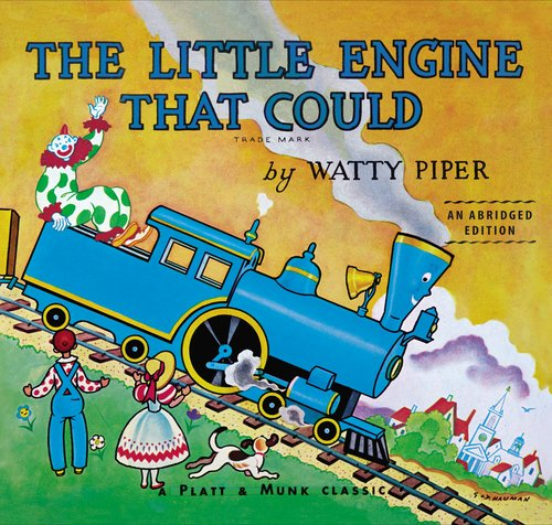 9780448463599: The Little Engine That Could (Little Letters Edition)