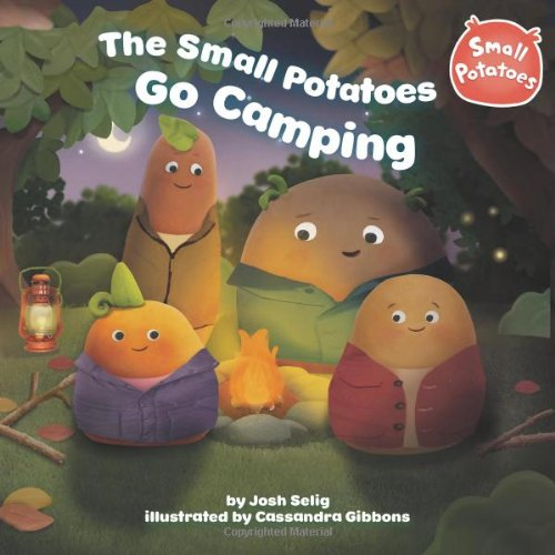 9780448463667: The Small Potatoes Go Camping