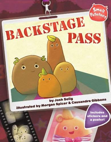 9780448463674: Backstage Pass (Small Potatoes)